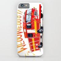 iPhone & iPod Case featuring VROOOM by Britt Wilson