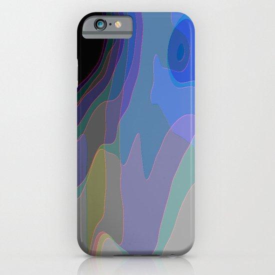 Contours 6 iPhone & iPod Case