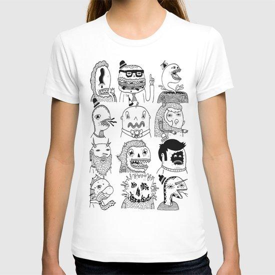Monster Meet Up T-shirt