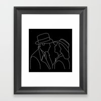 We'll always have Paris Framed Art Print
