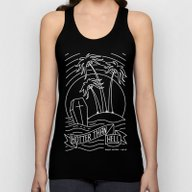 Hotter Than Hell Unisex Tank Top