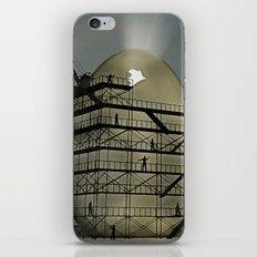 Creation of an eGG iPhone & iPod Skin