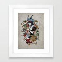 The Return of The Classics Framed Art Print