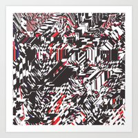 New Sacred 32 (2014) Art Print