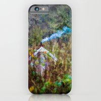 Cottage In The Woods iPhone 6 Slim Case