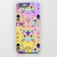 Galactic Cats  iPhone 6 Slim Case