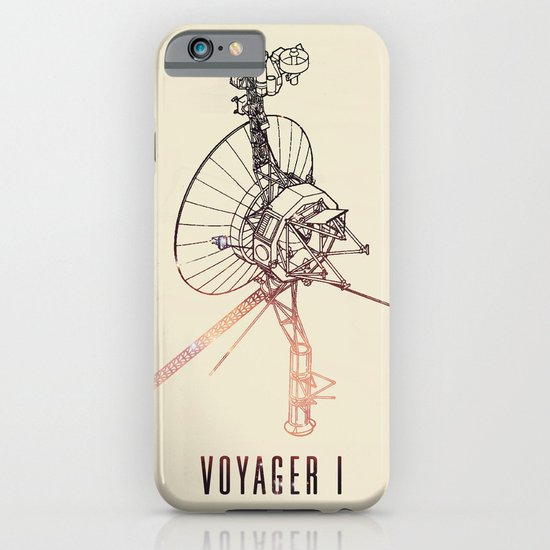 Voyager 1 iPhone & iPod Case