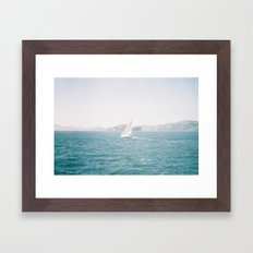 Bay Area Framed Art Print