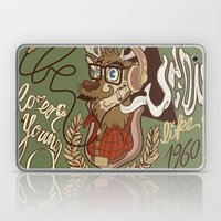 Oh My Deer (be Unique An… Laptop & iPad Skin