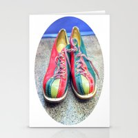 Let's Go Bowling! Stationery Cards