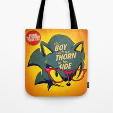8-bit Smiths | Thorn Tote Bag