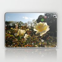 Rose Garden Sunshine Laptop & iPad Skin