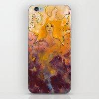 I See The Sun iPhone & iPod Skin