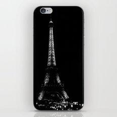 Paris by night iPhone & iPod Skin