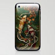 Autumn Kois iPhone & iPod Skin
