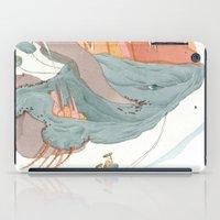 il mondo nuovo-the new world iPad Case