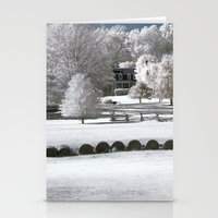Life Near The Country Stationery Cards