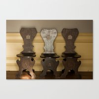 Kirby Hall 2 Canvas Print