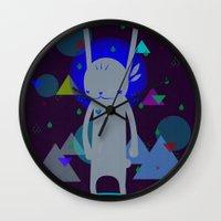 PILGRIM 순례자  Wall Clock