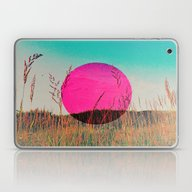 Laptop & iPad Skin featuring A Happy Day by Jane Lacey Smith