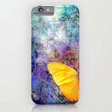 DISTANCE IS ONLY GEOGRAPHICAL Slim Case iPhone 6s