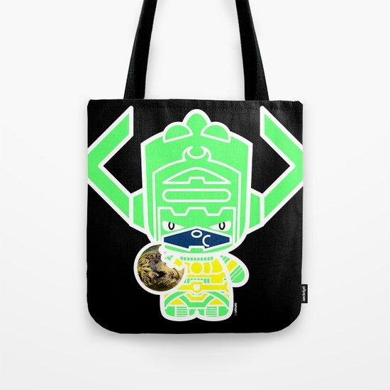 Chibi-Fi Galactus Tote Bag