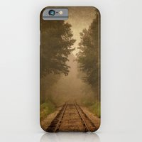 iPhone & iPod Case featuring Rural Line by Curt Saunier