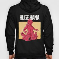 Huge Hana - Official Merch Series II Hoody