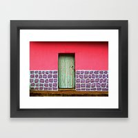 Doorways IV Framed Art Print