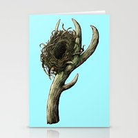 The Horn Stationery Cards