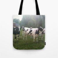 German Cows Tote Bag