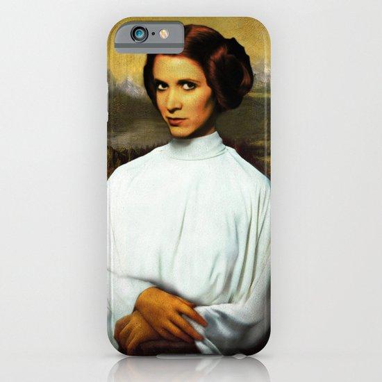 Mona Leia iPhone & iPod Case