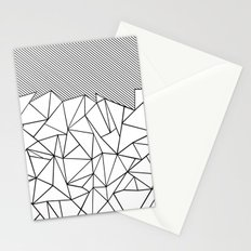 Ab Lines 45  Stationery Cards
