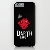 iPhone & iPod Case featuring coupling up (accouplés) Darth Paul by quibe