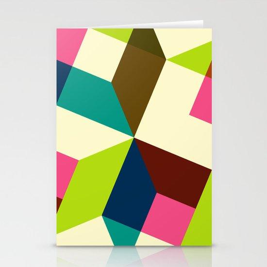 Boxy Music (2010) Stationery Card