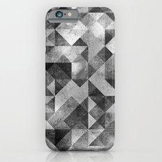 moon matrix iPhone 6s Slim Case