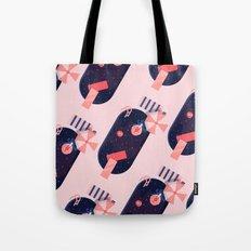 Starbathing Tote Bag