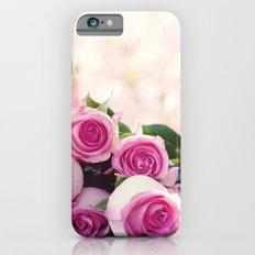 Pink Roses iPhone 6s Slim Case