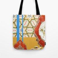 Persian Love Cake Tote Bag