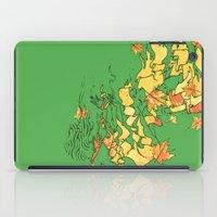 Fall Of Life iPad Case