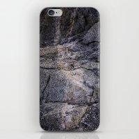 desert rocks iPhone & iPod Skin