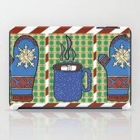 Cozy Christmas! iPad Case