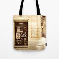 Belleza Es Mi Cabeza Tote Bag
