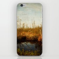 Wander in Nature iPhone & iPod Skin