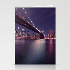 Brooklyn Bridge, NYC  Stationery Cards