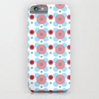 Dots Bubbles  iPhone 6 Slim Case