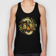 Animal Chants & Forest W… Unisex Tank Top