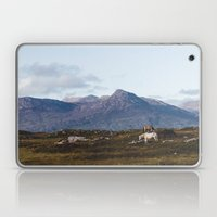 Connemara  - Horse And M… Laptop & iPad Skin