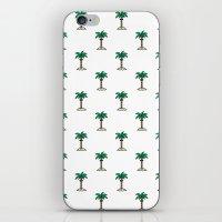Shady Palm iPhone & iPod Skin
