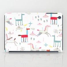 MerryGoRound iPad Case